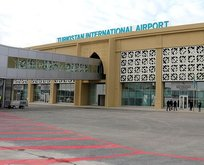 Türkistan Uluslararası Havalimanı hizmete açıldı