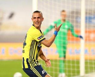 Fenerbahçe'de Dimitrios Pelkas'ın talipleri artıyor! Lyon'dan sonra şimdi de Al Shabab...