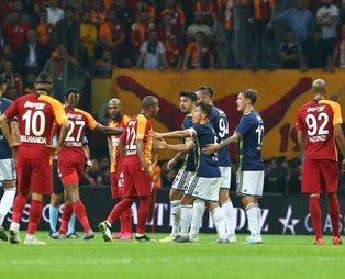 Nefesler tutuldu! Fenerbahçe ile Galatasaray, Kadıköy'de 57. maça çıkıyor