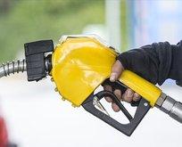 Benzinin litre fiyatına zam!