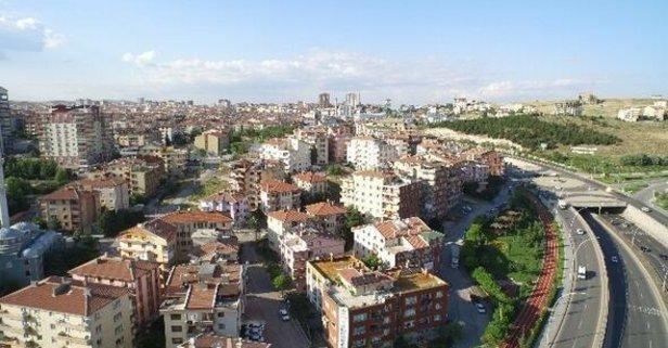 Ankara'da kaçırılmayacak ucuza daire fırsatı