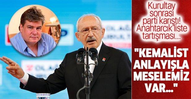 CHP'li Öymen'den çarpıcı açıklama!