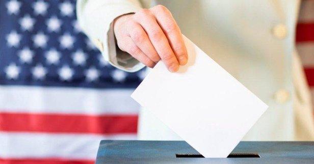 ABD'de 56 milyondan fazla oy kullanıldı
