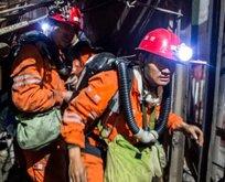 Çin'de maden faciası! 18 kişi öldü