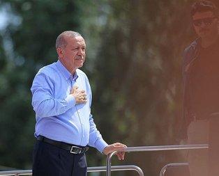 Dünya liderlerinden Erdoğana seçim tebriği