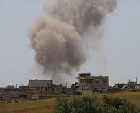 İdlib'de TSK gözlem noktasının yakınına saldırı