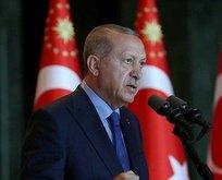 Başkan Erdoğandan hastane ziyareti