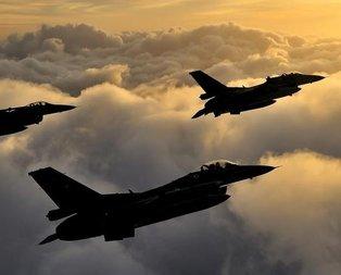 Kuzey Irak'a hava harekatı: Terör hedefleri imha edildi