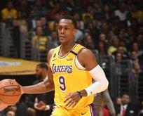 Lakers'ta Rajon Rondo şoku!