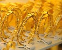 Altın fiyatları düştü! Canlı altın fiyatları