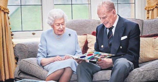 Kraliçe'nin 73 yıllık aşkı