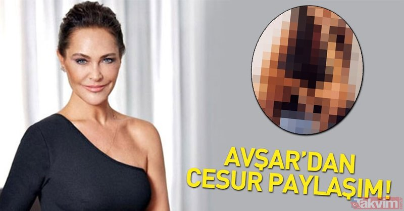 Hülya Avşar'ın sosyal medya paylaşımı olay oldu: Yıllara meydan okuyor!