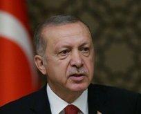 Başkan Erdoğan'dan Başpehlivan'a tebrik