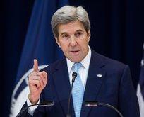 Kerry'den Trump'a zehir zemberek sözler