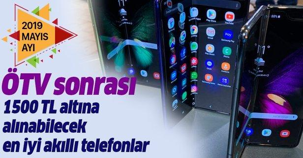 İşte ÖTV sonrası en ucuz cep telefonları!