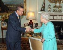 Erdoğan'a kırmızı halı
