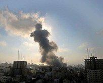 İsrail'den Gazze'ye kalleş saldırı