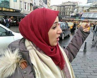 Taksim'de taksicilerin turist avı kameralara böyle yansıdı!