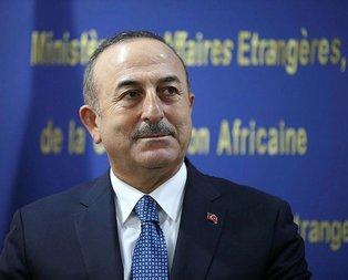 Çavuşoğlu'ndan ABD Senatosunun kararına tepki