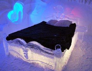 Buzdan oteller göz kamaştırıyor! Dünyanın en ilginç otelleri