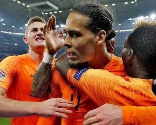 Hollandadan muhteşem geri dönüş!