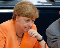 Merkel'den Türkiye çarkı!