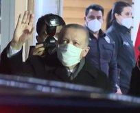 Başkan Erdoğan ve Soylu polislerle iftar yaptı