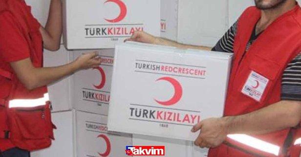 Kızılay en az lise mezunu Nisan ayı KPSS şartsız personel alımı ilanları yayımladı!