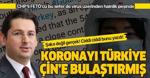FETÖ'cü Aykan Erdemir'den skandal paylaşım!