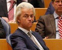 Irkçı Wilders yine rahat durmadı!