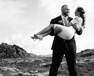 Dağ artık evli