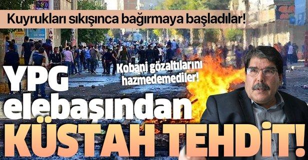Kobani soruşturmasını hazmedemediler!