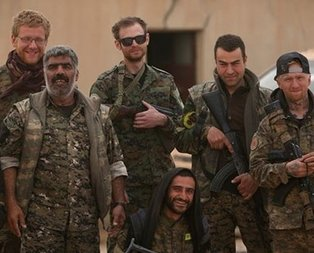 YPGye ithal terörist