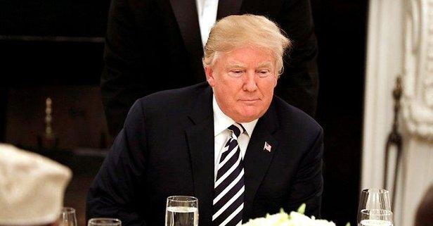 Trump'tan ilk iftar