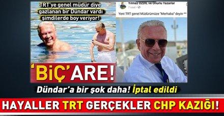 CHP,  Uğur Dündarın Bursadaki programına yasak getirdi