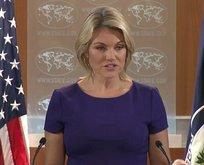 ABDden terörist elebaşı açıklaması