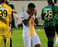Galatasarayın penaltı laneti devam ediyor!
