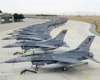 Türkiye savaş uçağı sayısı ile şaşırttı! İşte dünyadaki rakamlar!