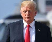 Trump'tan Müslüman senatöre skandal sözler