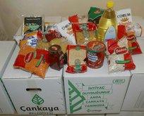 CHP'li Çankaya Belediyesi makarna dağıtıyor