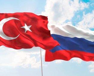 Türkiyeden Rusyaya kritik ziyaret!