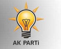 AK Partinin bazı büyükşehir adayları belli oldu!