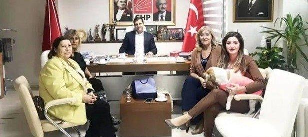 CHP'lilerin bir yalanı daha ellerinde patladı: İşte Banu Özdemir'in CHP'li olduğunun kanıtı fotoğraflar!