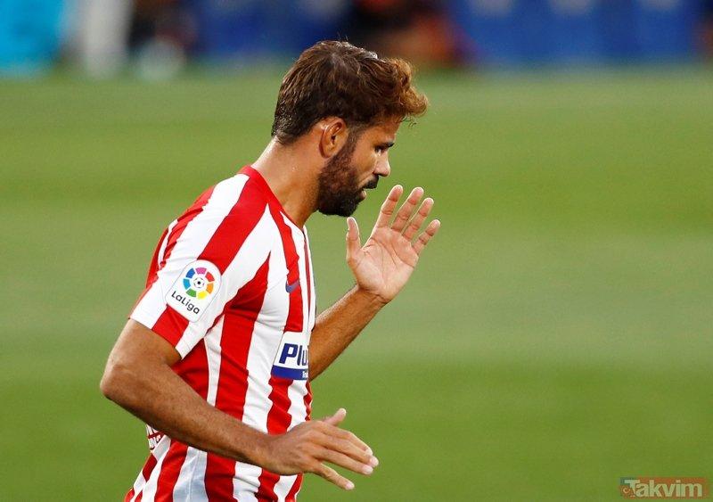 Beşiktaş'tan Diego Costa atağı! Yeni teklif yapıldı