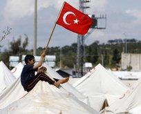 Suriyelilere destek konferansında Türkiye'ye övgü