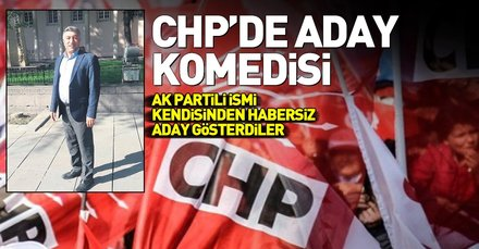 CHP Vanda AK Partili Şefik Yamandağı aday gösterdi