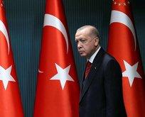 Başkan Erdoğan'dan diplomasi trafiği: Saat belli oldu