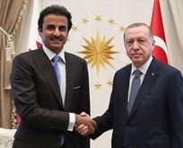 Katar'dan kararlı duruş