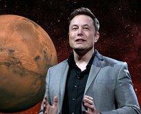Musk'tan Mars müjdesi