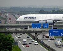 THY'nin en büyük rakibi Lufthansa zarar etti